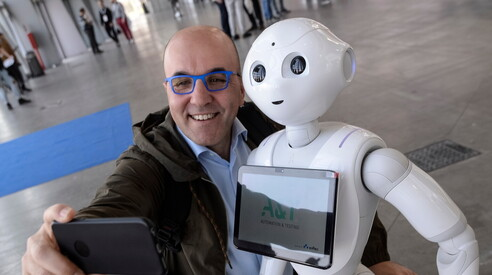 investimento in robot commerciali