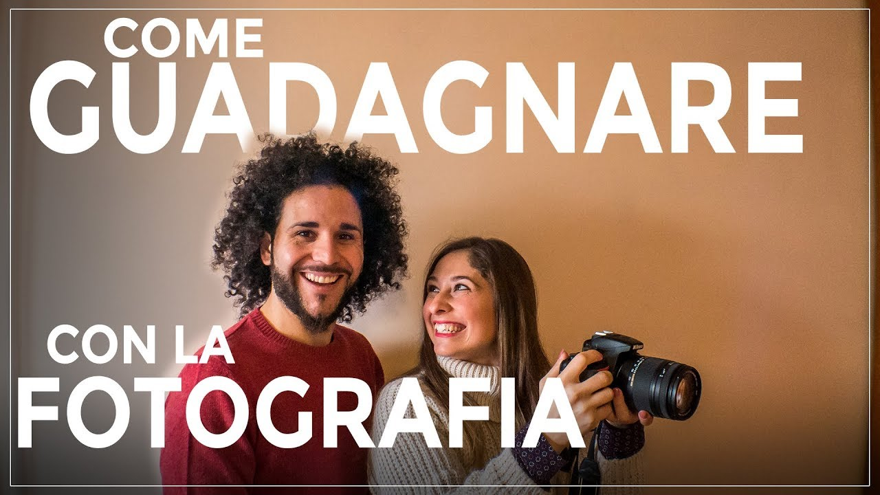 Come fare soldi vendendo video (e foto)
