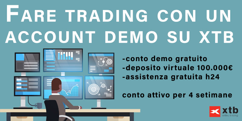 Trading Online in Demo